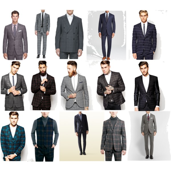 Suit Patterns and Formality