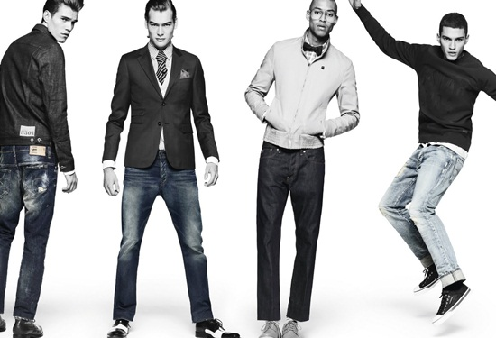 The Men's Guide to Buying Jeans