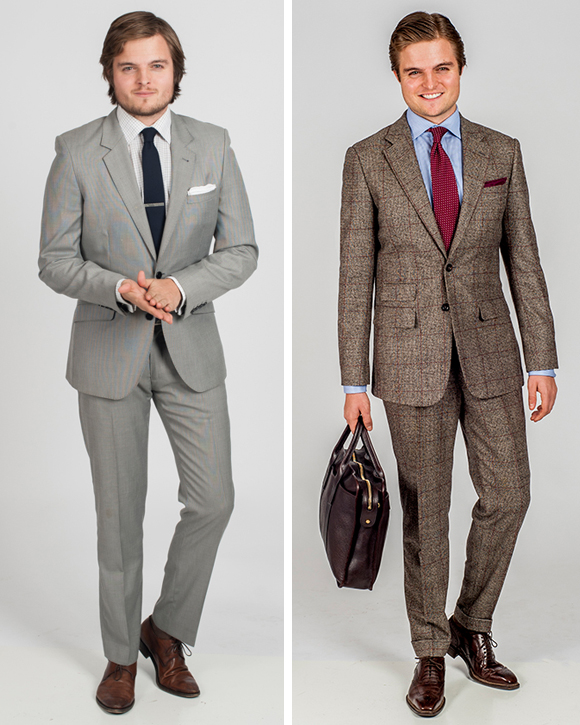 dfc919ee Difference Between a $500 and $1,000 Suit ⋆ Experience Graziaa's Famous