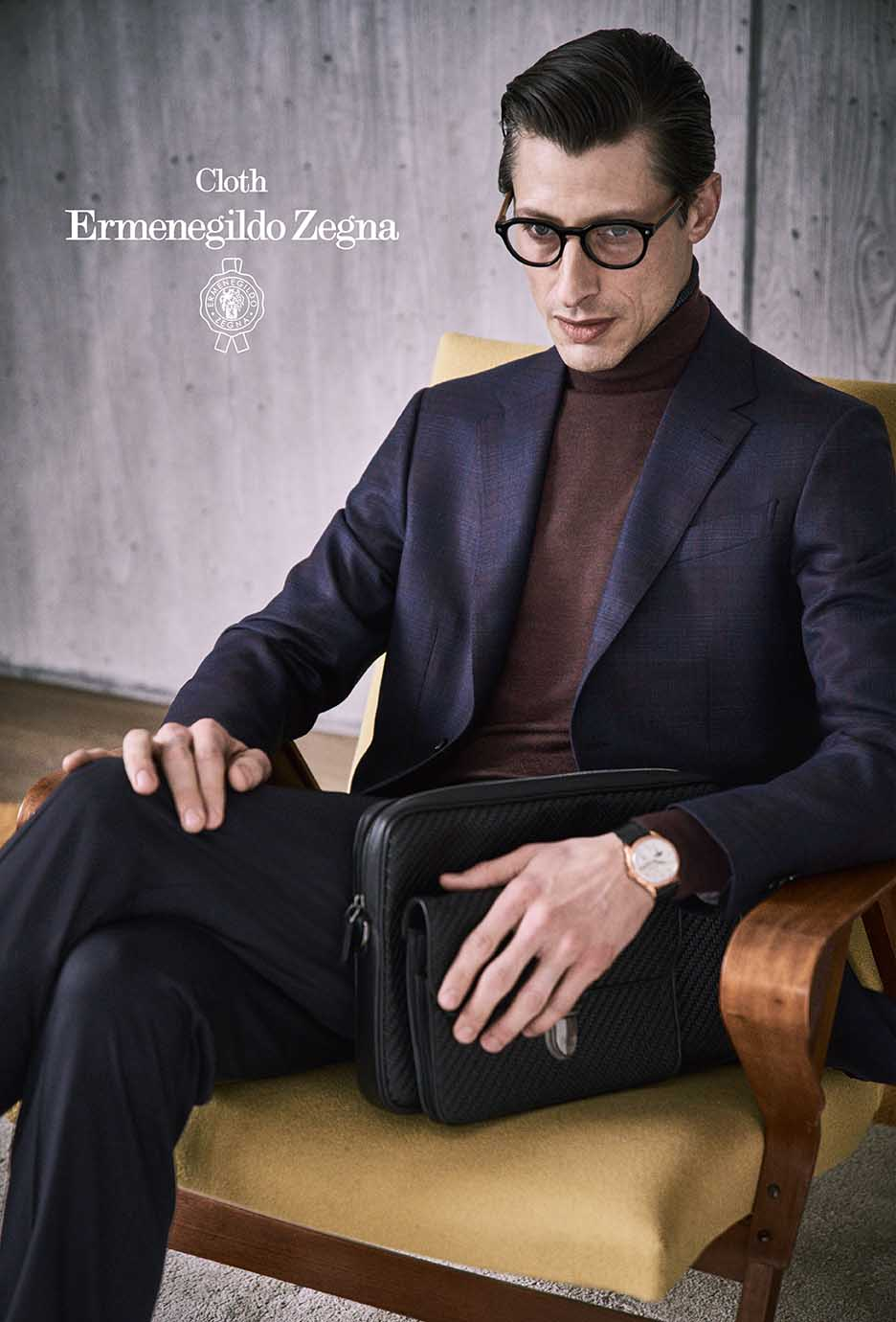 Zegna Anteprima fall winter collection 18/19
